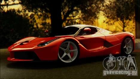 Ferrari LaFerrari 2014 для GTA San Andreas