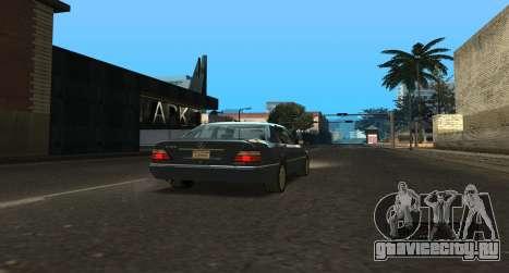 ENB Series for SA:MP для GTA San Andreas