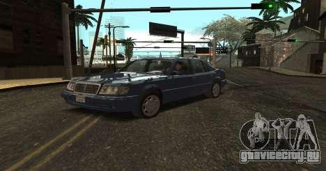 ENB Series for SA:MP для GTA San Andreas седьмой скриншот