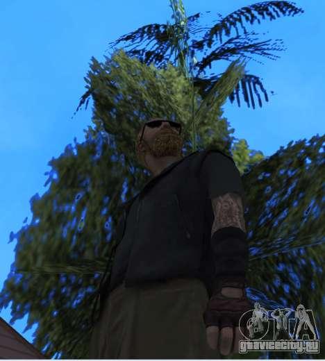 New Wmycr для GTA San Andreas четвёртый скриншот