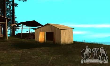 Новые домики в Паноптикуме для GTA San Andreas третий скриншот