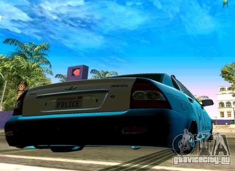 ENBSeries by Sup4ik002 для GTA San Andreas третий скриншот