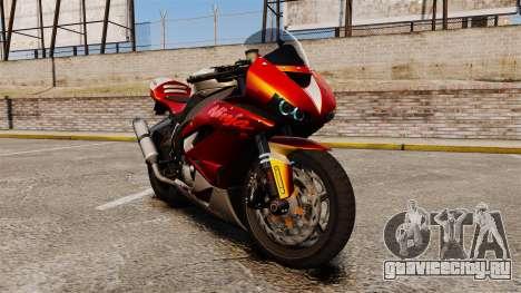 Kawasaki Ninja ZX-6R v2.0 для GTA 4
