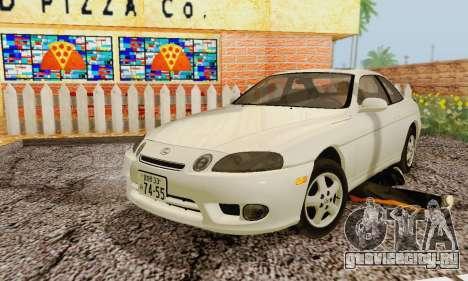 Lexus SC300 v1.01 [ImVehFT] для GTA San Andreas