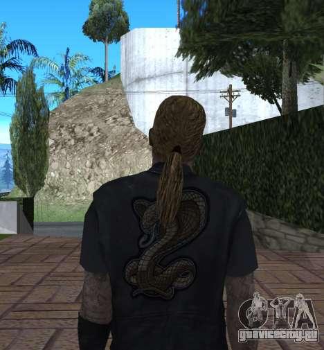 New Wmycr для GTA San Andreas пятый скриншот