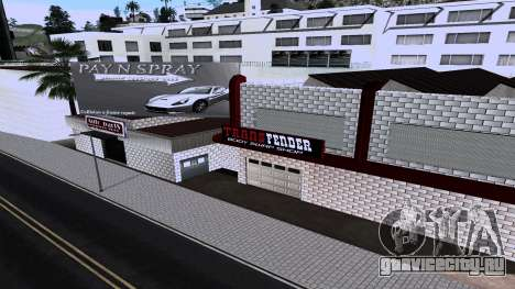 New TransFender для GTA San Andreas
