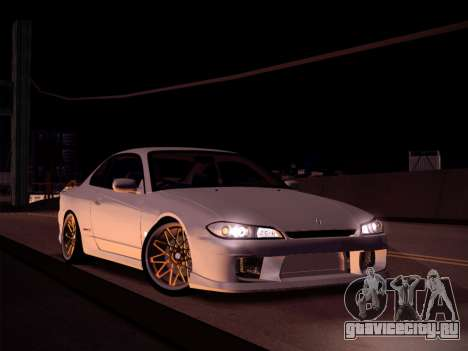 Nissan Silvia S15 Stanced для GTA San Andreas