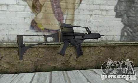 HK G36 для GTA San Andreas второй скриншот