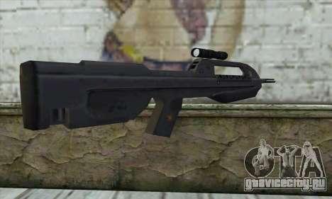 Halo 2 Battle Rifle для GTA San Andreas второй скриншот