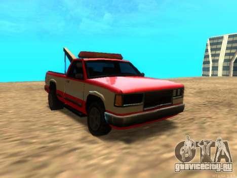 Новый Эвакуатор (Yosemite) для GTA San Andreas