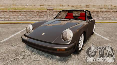 Porsche 911 Targa 1974 [Updated] для GTA 4