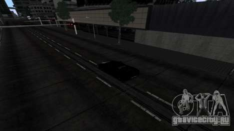 New Roads v1.0 для GTA San Andreas третий скриншот