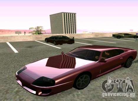 ENBSeries by Sup4ik002 для GTA San Andreas десятый скриншот