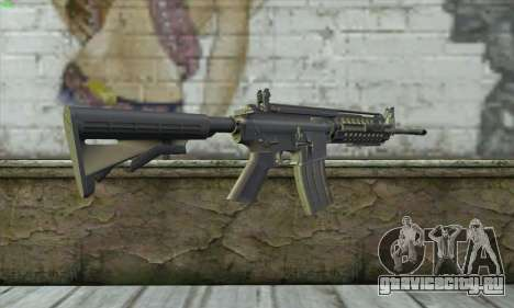 M4A1 S - System для GTA San Andreas второй скриншот