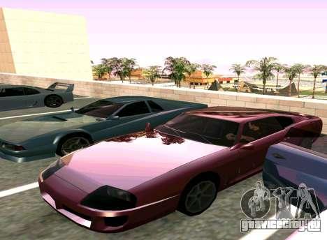 ENBSeries by Sup4ik002 для GTA San Andreas девятый скриншот