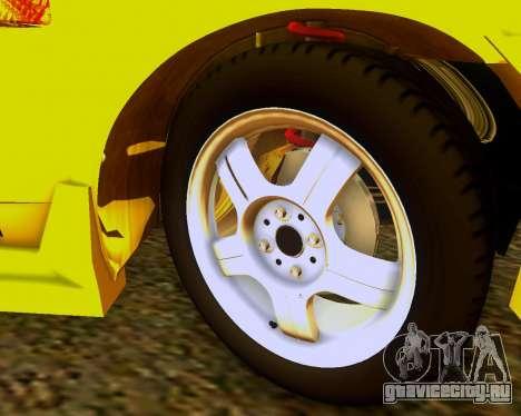 ВАЗ 2108 Tuneable для GTA San Andreas вид справа