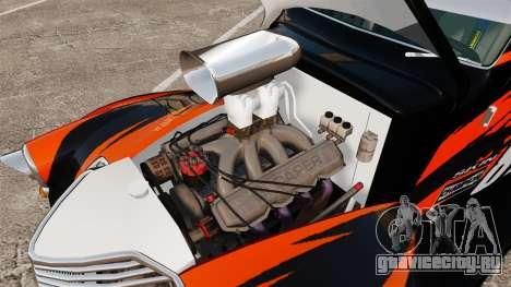Dumont Type 47 для GTA 4 вид изнутри