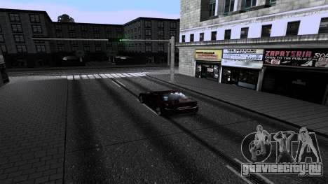 New Roads v3.0 Final для GTA San Andreas пятый скриншот