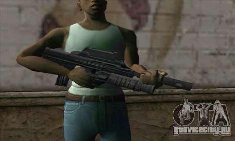 SC-20K Assault Rifle для GTA San Andreas третий скриншот