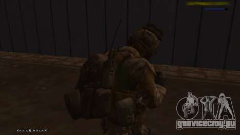Ranger из Call Of Duty: Ghosts для GTA San Andreas пятый скриншот