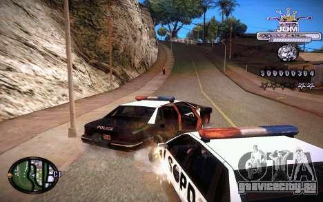 C-HUD JDM для GTA San Andreas четвёртый скриншот
