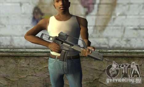 HK G36 для GTA San Andreas третий скриншот