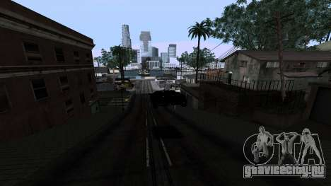 New Roads v1.0 для GTA San Andreas седьмой скриншот