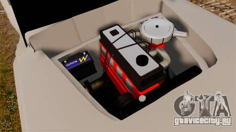 Rural Willys для GTA 4 вид сзади