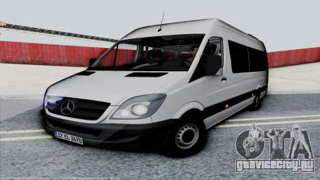 Mercedes-Benz Sprinter 315 CDI для GTA San Andreas