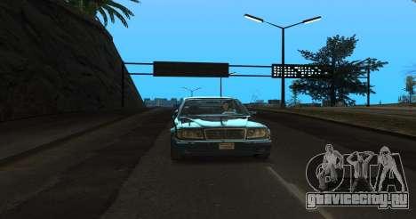 ENB Series for SA:MP для GTA San Andreas третий скриншот