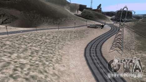 New Roads v3.0 Final для GTA San Andreas шестой скриншот