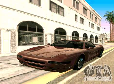 ENBSeries by Sup4ik002 для GTA San Andreas