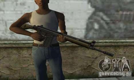 G3A3 для GTA San Andreas третий скриншот