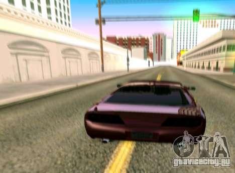 ENBSeries by Sup4ik002 для GTA San Andreas одинадцатый скриншот