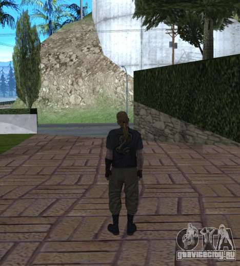 New Wmycr для GTA San Andreas второй скриншот