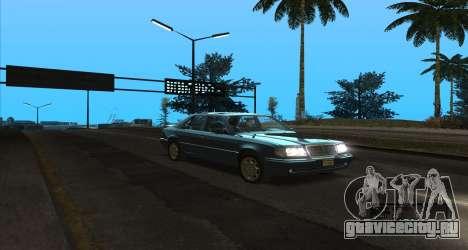 ENB Series for SA:MP для GTA San Andreas второй скриншот