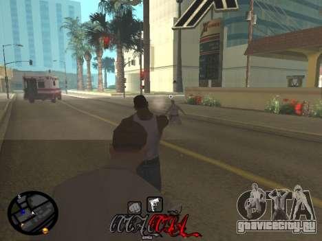 C-HUD Coca-Cola для GTA San Andreas шестой скриншот