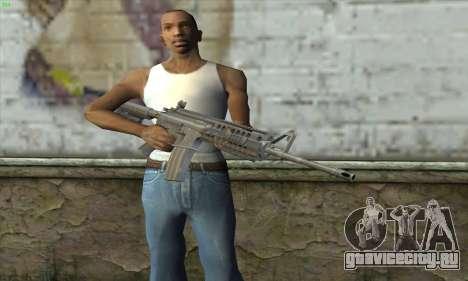 M4A1 S - System для GTA San Andreas третий скриншот