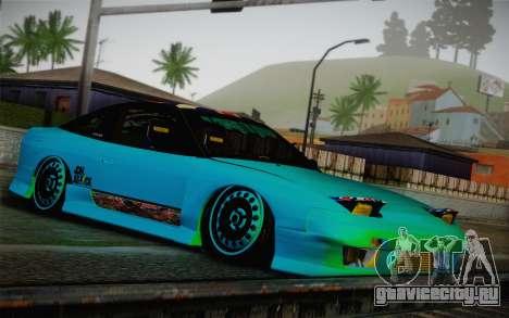 Nissan 240SX Drift Stance для GTA San Andreas