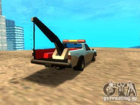 Новый Эвакуатор (Picador) для GTA San Andreas вид справа
