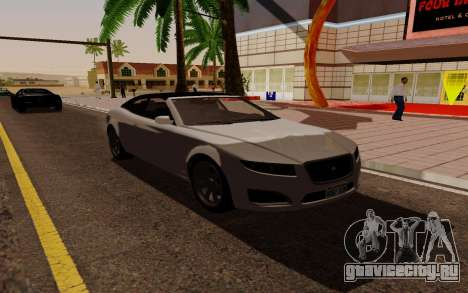GTA 5 Lampadati Felon GT V1.0 для GTA San Andreas