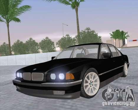 BMW 7-series E38 для GTA San Andreas