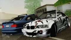 BMW M3 E46 Camo для GTA San Andreas