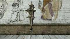 Daedric Sword для GTA San Andreas