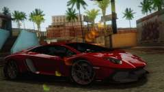 Lamborghini Aventador LP720-4 2013