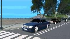 ГАЗ 31105 КТА для GTA San Andreas