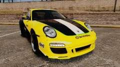 Porsche 911 Sport Classic 2010 RACE для GTA 4