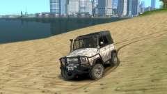 УАЗ-469 OffRoad для GTA 4