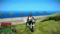 C-HUD by ComPot для GTA San Andreas