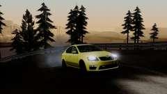 Skoda Octavia A7 RS для GTA San Andreas